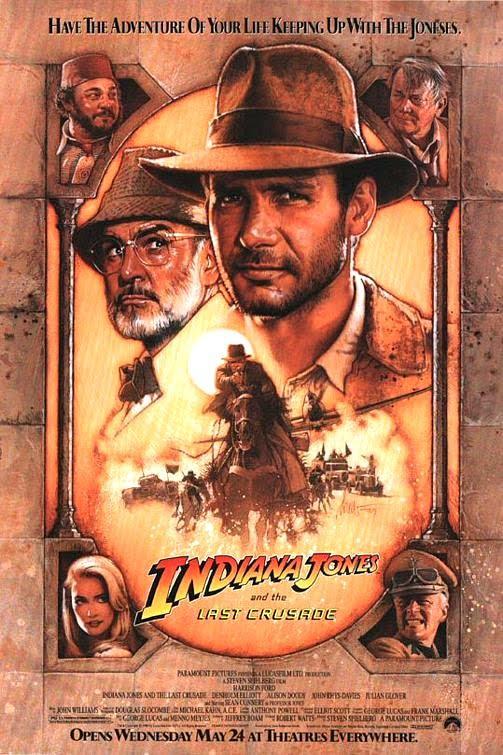 Imagen de portada de INDIANA JONES Y LA ÚLTIMA CRUZADA  (1989)
