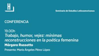 Imagen de portada de Conferencia y lectura poética