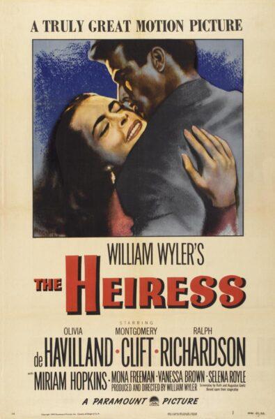 Imagen de portada de LA HEREDERA (1949)