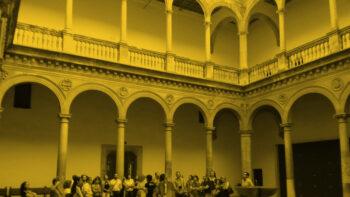 Imagen de portada de ISABEL RUEDA CASTAñO Visita guiada: «Historia de la Universidad de Granada a través de sus edificios»