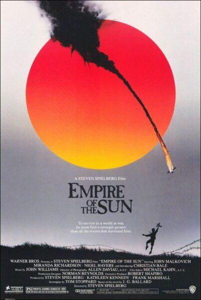 Imagen de portada de EL IMPERIO DEL SOL (1987)