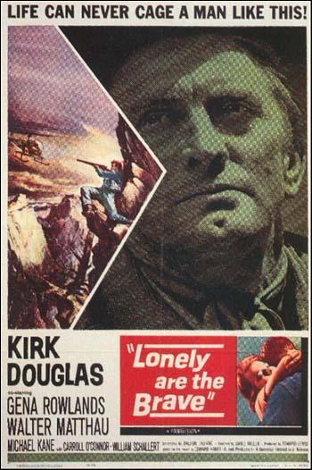 Imagen de portada de LOS VALIENTES ANDAN SOLOS (1962)