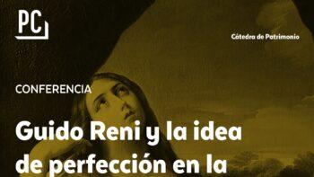Imagen de portada de DR. LORENZO PERICOLO Conferencia «Guido Reni y la idea de perfección en la pintura boloñesa del Seicento»