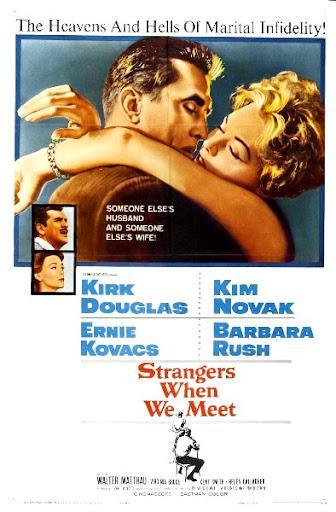 Imagen de portada de UN EXTRAÑO EN MI VIDA (1960)