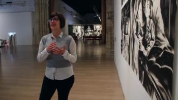 """Imagen de portada de Exposición """"La ceremonia"""", de Marta Beltrán"""