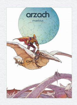 Arzach-Moebius