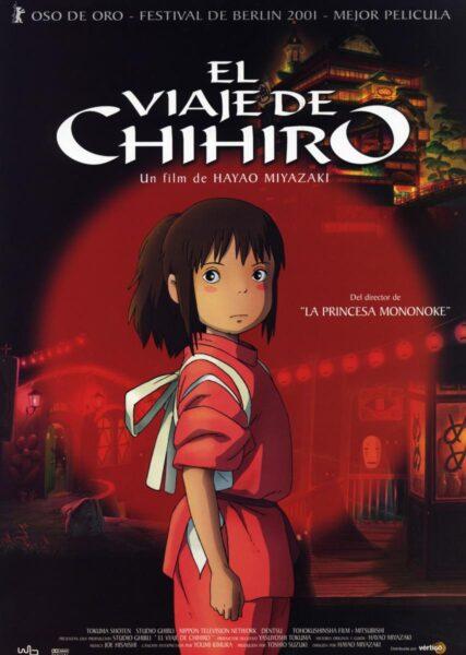 Imagen de portada de EL VIAJE DE CHIHIRO (2001)