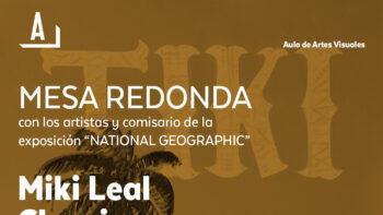 Imagen de portada de MIKI LEAL, CHARRIS Y SEMA D'ACOSTA Mesa redonda