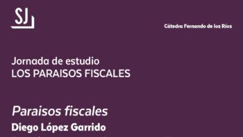 Imagen de portada de Jornada de estudio: LOS PARAÍSOS FISCALES