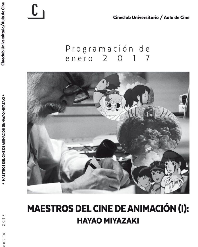 Imagen de portada de Maestros del cine de animación (I): Hayao Miyazaki