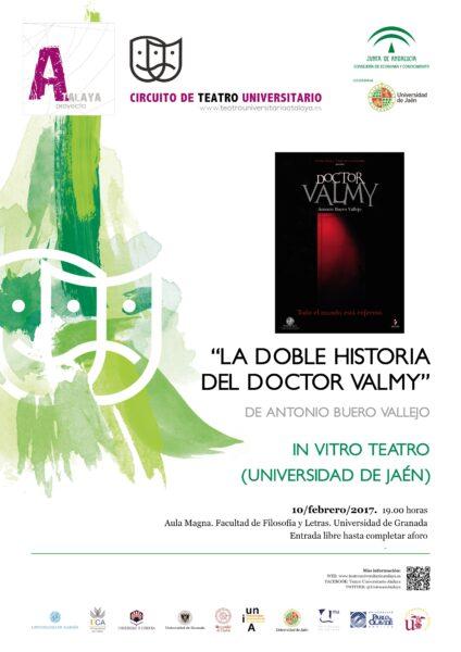 Imagen de portada de LA DOBLE HISTORIA DEL DOCTOR VALMY