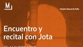 Imagen de portada de Encuentro y recital con Jota (Los Planetas)