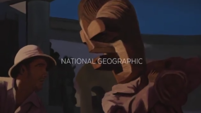 Imagen de portada de Exposición «National Geographic»