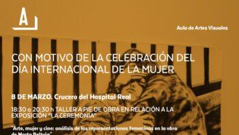 Imagen de portada de SUSANA BLAS Y MARTA BELTRáN Taller: «Arte, mujer y cine: análisis de las representaciones femeninas en la obra de Marta Beltrán»