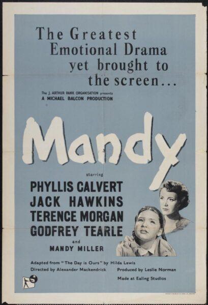 Imagen de portada de MANDY (1952)