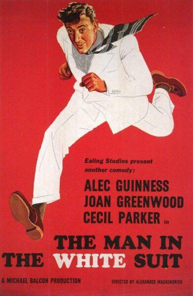 Imagen de portada de EL HOMBRE VESTIDO DE BLANCO (1951)