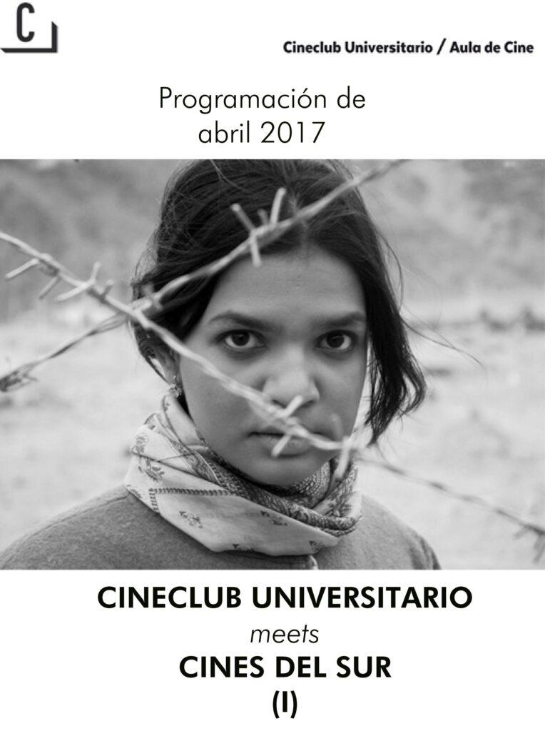 Imagen de portada de Cineclub Universitario meets Cines del Sur (I)