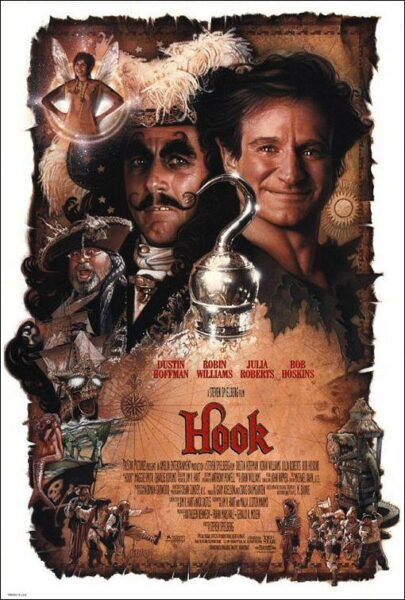 Imagen de portada de HOOK (1991)