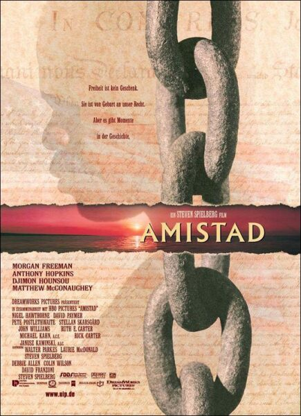 Imagen de portada de AMISTAD (1997)