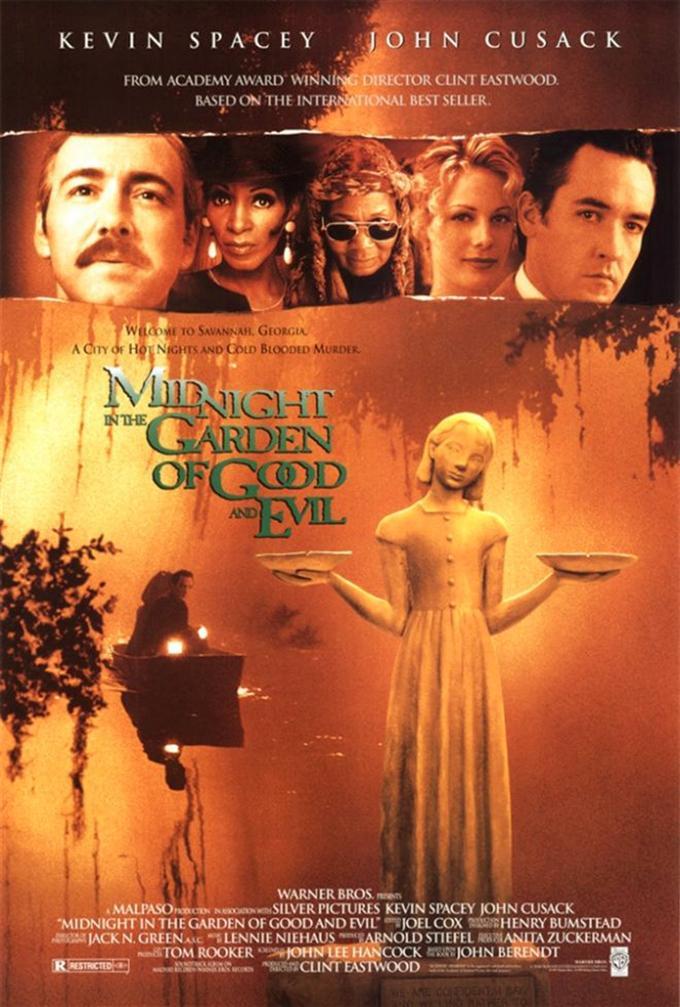 Imagen de portada de Medianoche en el jardín del bien y del mal (1997)
