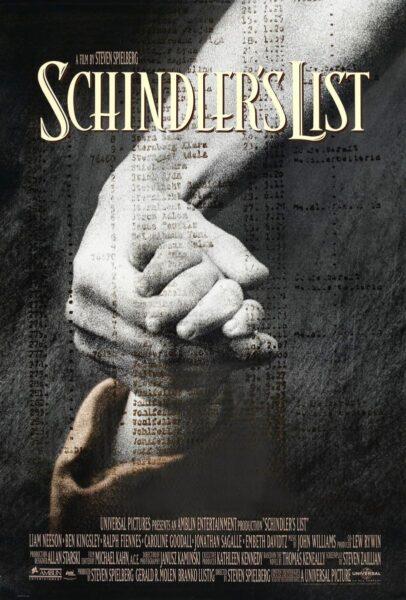 Imagen de portada de LA LISTA DE SCHINDLER (1993)