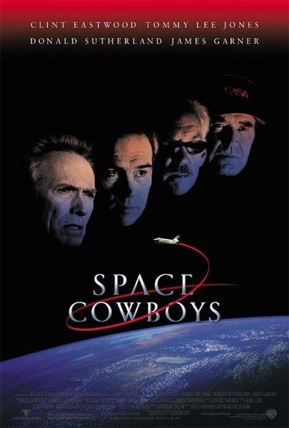 Imagen de portada de SPACE COWBOYS (2000)