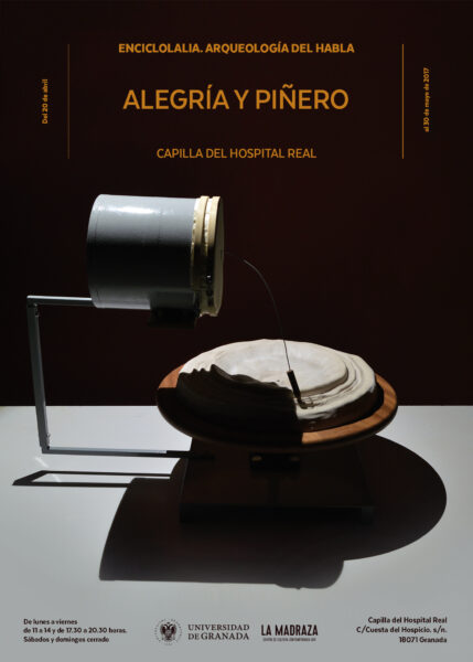 Imagen de portada de ENCICLOLALIA. ARQUEOLOGÍA DEL HABLA