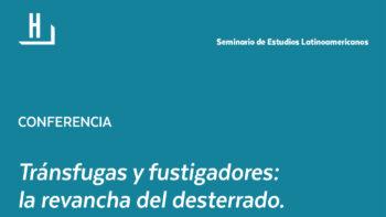Imagen de portada de ANDRéS ISAAC SANTANA Conferencia: Tránsfugas y fustigadores: la revancha del desterrado. Arte latinoamericano en la aldea global