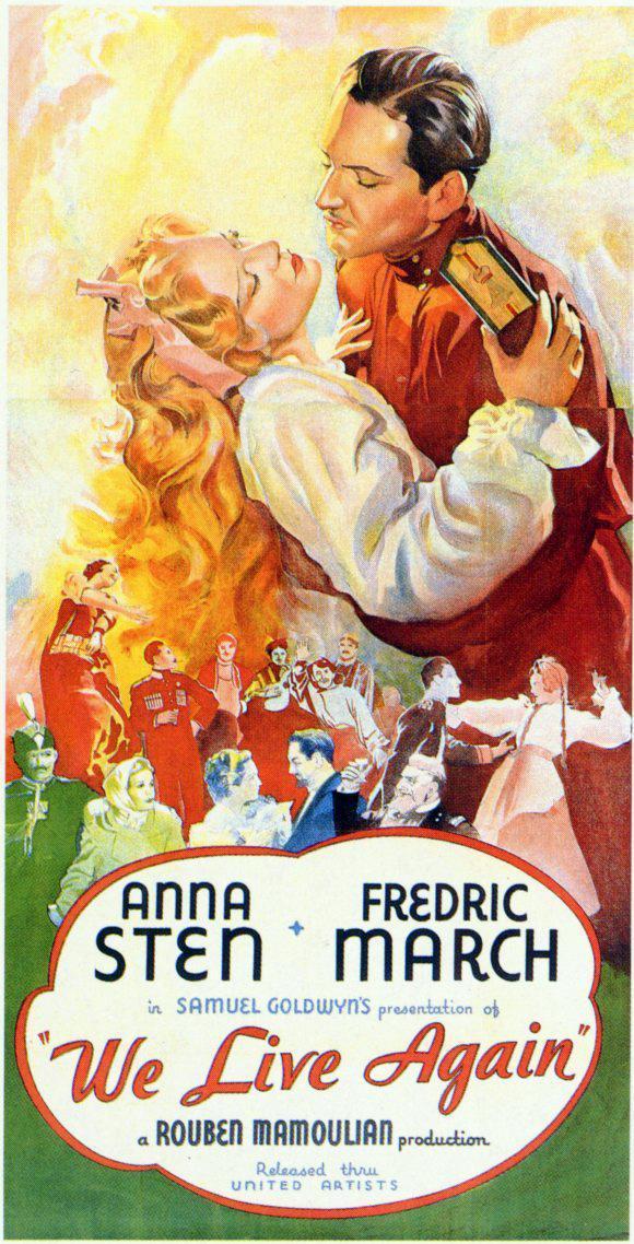 Imagen de portada de VIVAMOS DE NUEVO (1934)