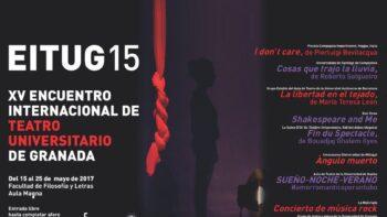 Imagen de portada de GRUPO DE TEATRO Y DANZA DE LA UGR Martín Recuerda… a la Gitanica Rosa