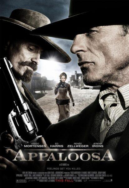 Imagen de portada de APPALOOSA (2008)