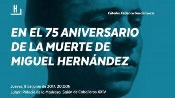 Imagen de portada de FANNY RUBIO Conferencia «Miguel Hernández: las voces de una voz»