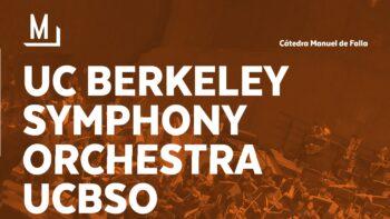 Imagen de portada de DAVID MILNES (DIRECTOR) / SOO YEON LYUH (SOLISTA) Concierto de la Orquesta Sinfónica de Berkeley