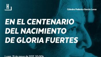 Imagen de portada de LUIS ANTONIO DE VILLENA Conferencia «La muy plural Gloria Fuertes»