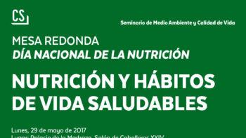 Imagen de portada de Mesa redonda: Nutrición y hábitos de vida saludables