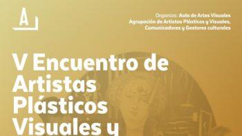 Imagen de portada de V Encuentro de Artistas Plásticos Visuales y Comunicadores culturales