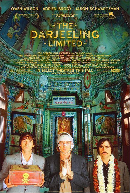 Imagen de portada de VIAJE A DARJEELING (2007)