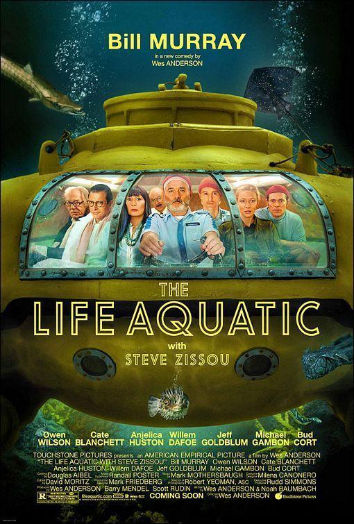 Imagen de portada de LIFE AQUATIC (2004)