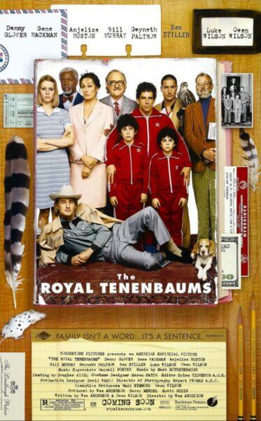 Imagen de portada de LOS TENENBAUMS (2001)