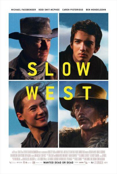 Imagen de portada de SLOW WEST (2015)