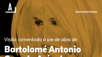 Imagen de portada de BARTOLOMé ANTONIO CAZORLA ARéVALO Visita comentada a pie de obra