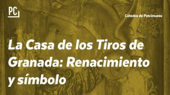 Imagen de portada de ANDRéS MOLINARI Conferencia «La Casa de los Tiros de Granada: Renacimiento y símbolo»