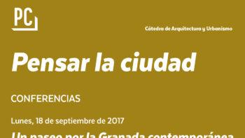 Imagen de portada de RICARDO HERNáNDEZ SORIANO Un paseo por la Granada contemporánea a través de la Gran Vía