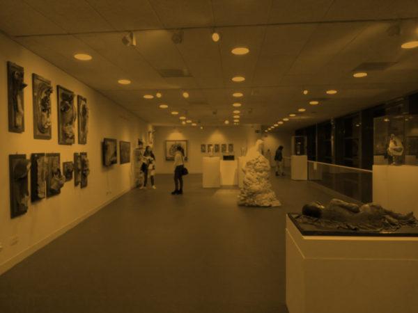 Imagen de portada de Sala de Exposiciones del PTS