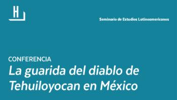 Imagen de portada de JOSé ANTONIO TERáN BONILLA (PROFESOR DE LA FACULTAD DE ARQUITECTURA DE LA UNIVERSIDAD NACIONAL AUTóNOMA DE MéXICO) Conferencia: La guarida del diablo de Tehuiloyocan en México