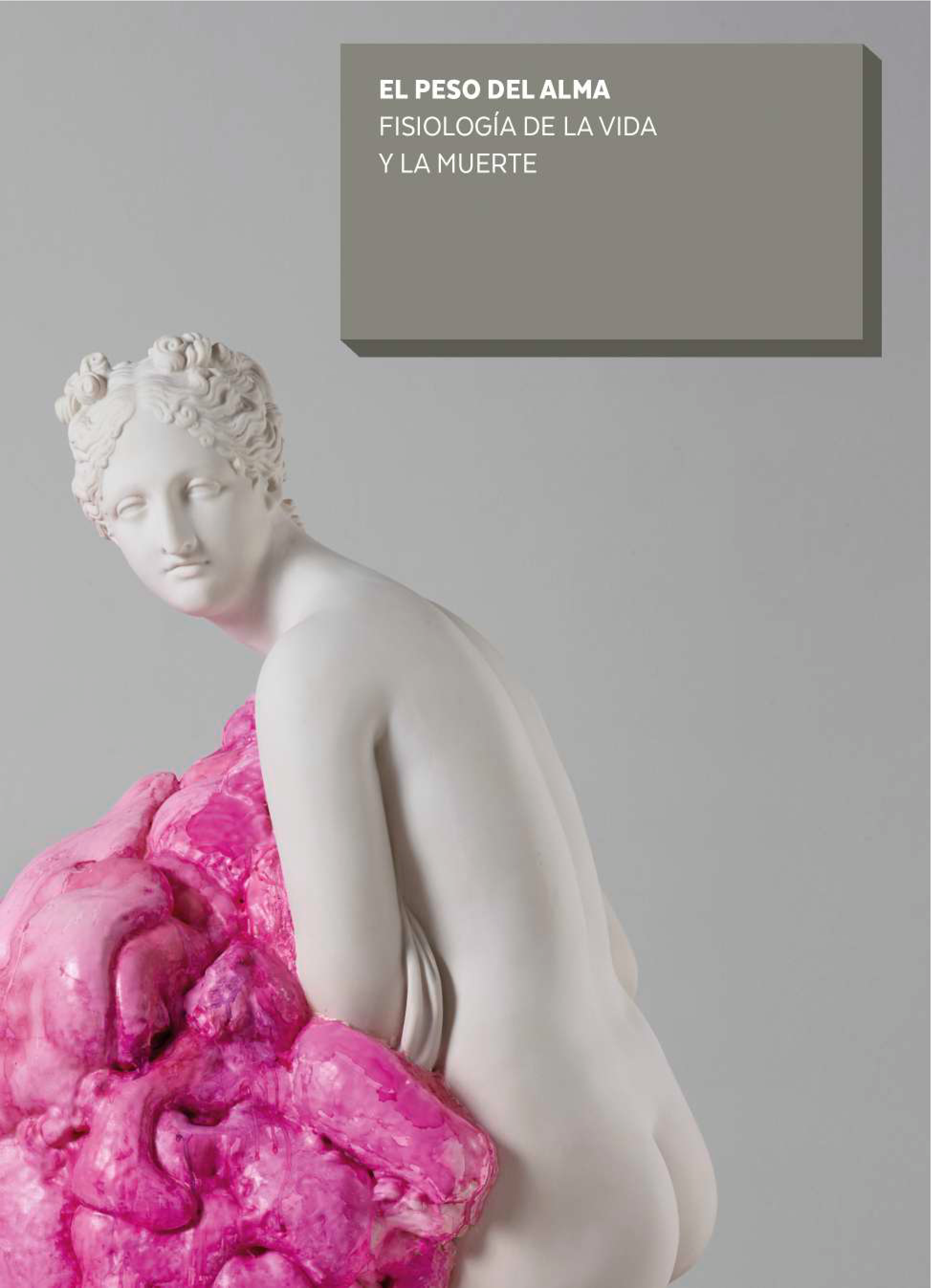 Imagen de portada de El peso del alma. Fisiología de la vida y la muerte
