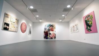 """Imagen de portada de Exposición """"NUEVOS NÓMADAS. ARTE SIGLO XXI – SUR"""""""