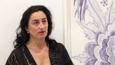 Imagen de portada de Exposición «Extractos de Fuego y Veneno», de Pilar Albarracín