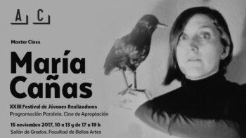 Imagen de portada de Master Class: María Cañas