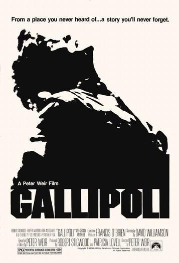 Imagen de portada de GALLIPOLI  (1981)
